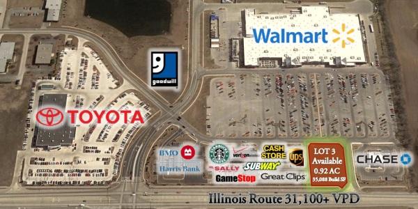 Walmart Outlot 3_Crystal Lake, IL