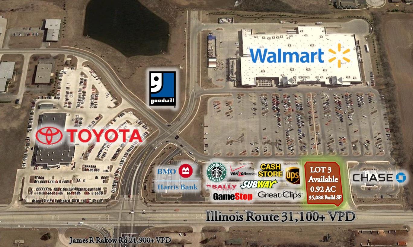 Walmart Outlot 3 Net Lease Commercial Real Estate