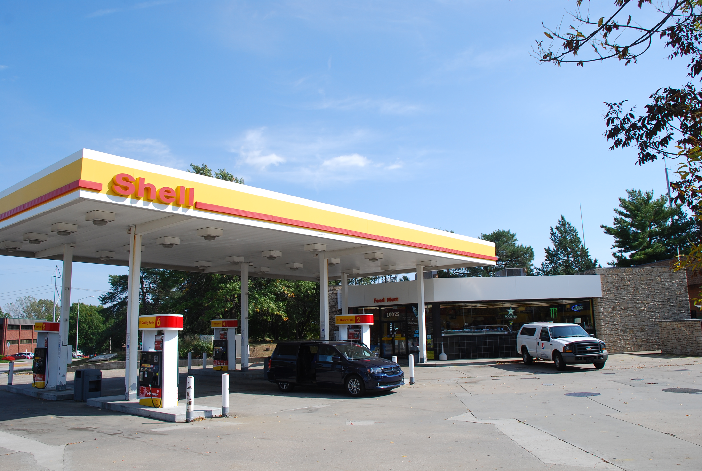 Shell Gas Station & C Store